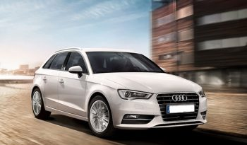 AUDI A3 Sportback 2.0 Tdi Attraction 4
